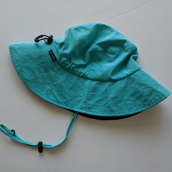 e69509400d83a Columbia Accessories - Columbia Blue Omni Shield UV Protection Sun Hat